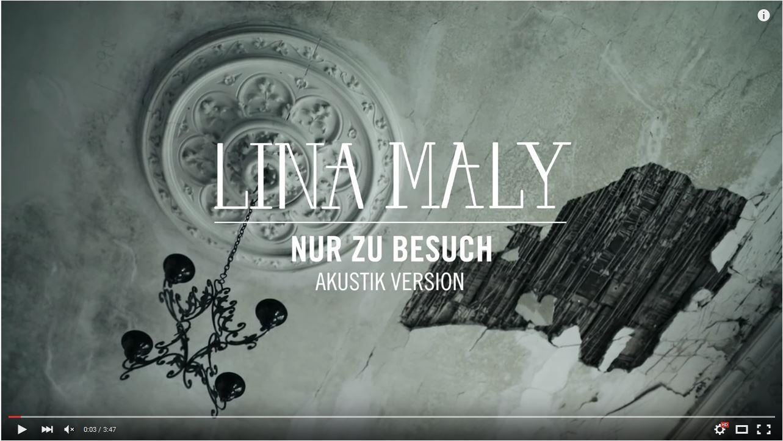 Musik Video von Lina Maly
