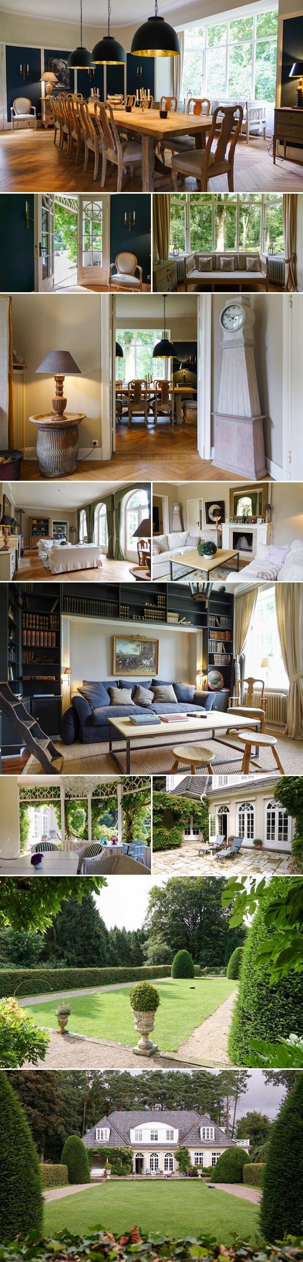 Chaletartige Villa bei Hamburg 2562
