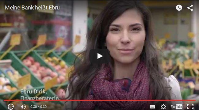 Filmproduktion: Mädchenfilm, Video für die Haspa