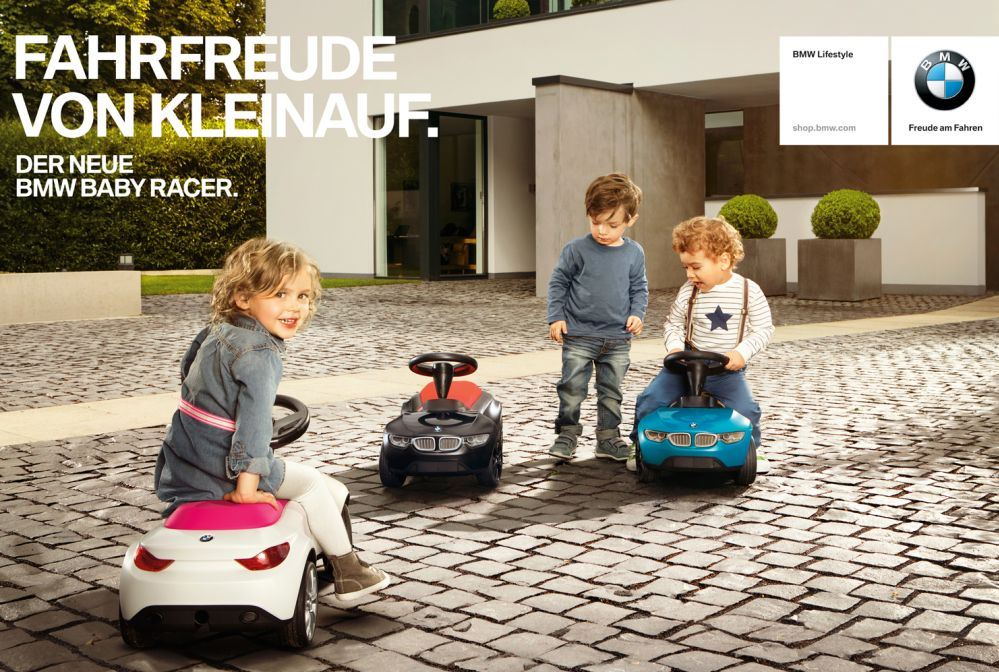Fotografin: Alexandra Klever, BMW Kids, moderne Location in Hamburg