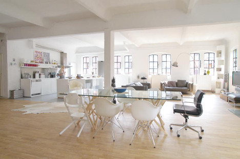 Location 226, Loft, Hamburg