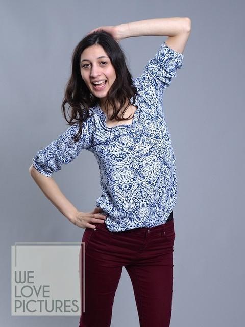 Model Vivienne aus Hamburg